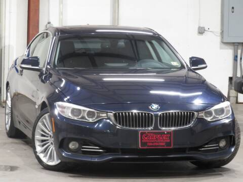2014 BMW 4 Series for sale at CarPlex in Manassas VA