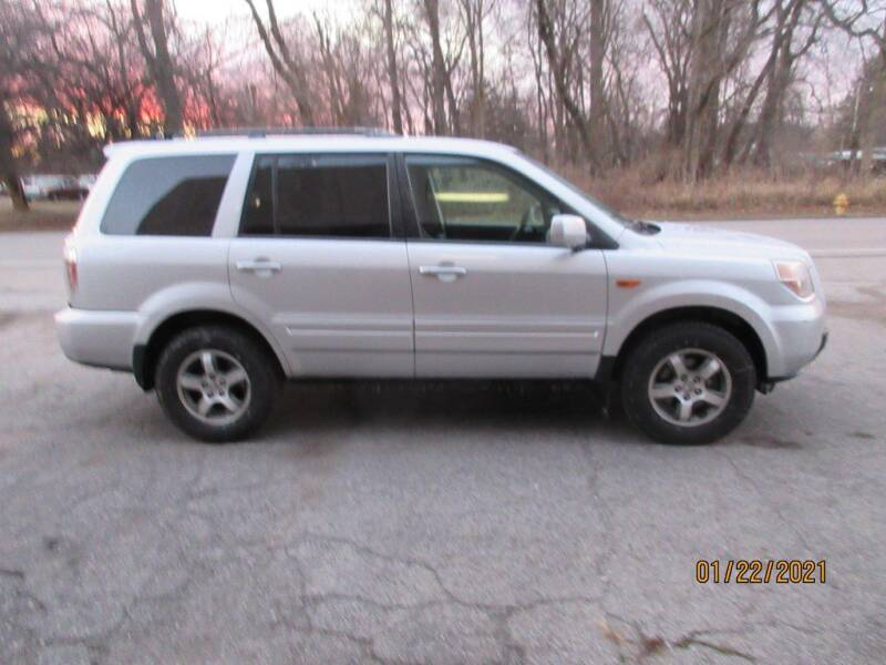 2006 Honda Pilot for sale at Settle Auto Sales TAYLOR ST. in Fort Wayne IN
