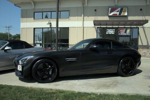 2018 Mercedes-Benz AMG GT for sale at Auto Assets in Powell OH