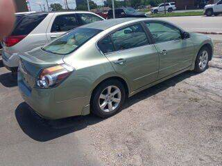 2008 Nissan Altima for sale at Jerry Allen Motor Co in Beaumont TX