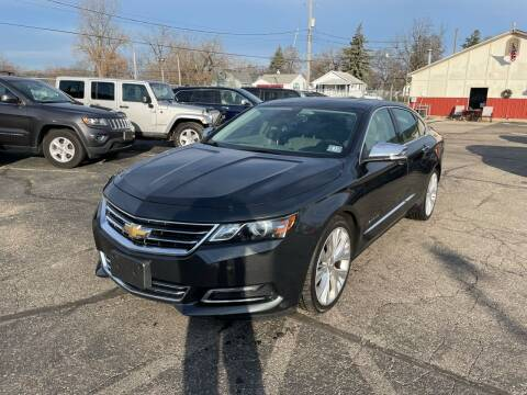 2014 Chevrolet Impala for sale at Dean's Auto Sales in Flint MI