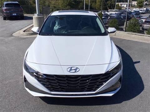 2022 Hyundai Elantra for sale at CU Carfinders in Norcross GA