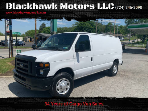 2013 Ford E-Series Cargo for sale at Blackhawk Motors LLC in Beaver Falls PA