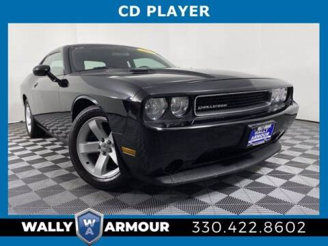 2013 Dodge Challenger for sale at Wally Armour Chrysler Dodge Jeep Ram in Alliance OH