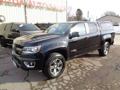 2017 Chevrolet Colorado for sale at De Anda Auto Sales in Storm Lake IA