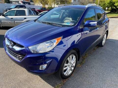 2011 Hyundai Tucson for sale at TNT Auto Sales in Bangor PA