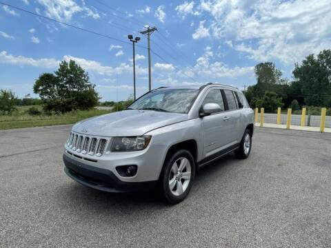 2014 Jeep Compass for sale at Instant Auto Sales - Lancaster in Lancaster OH
