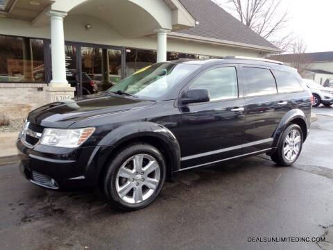 2009 Dodge Journey for sale at DEALS UNLIMITED INC in Portage MI