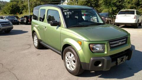 2007 Honda Element for sale at DISCOUNT AUTO SALES in Johnson City TN