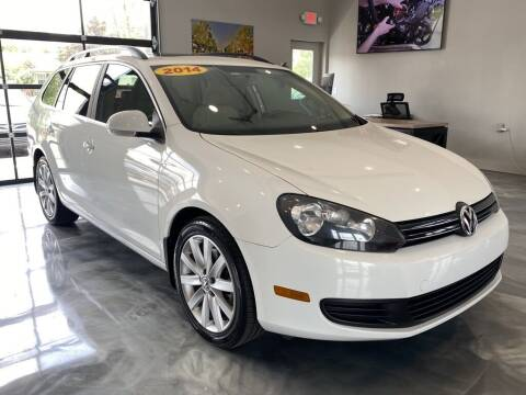 2014 Volkswagen Jetta for sale at Crossroads Car & Truck in Milford OH