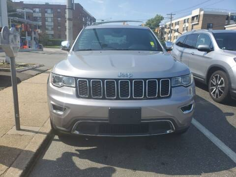2017 Jeep Grand Cherokee for sale at OFIER AUTO SALES in Freeport NY