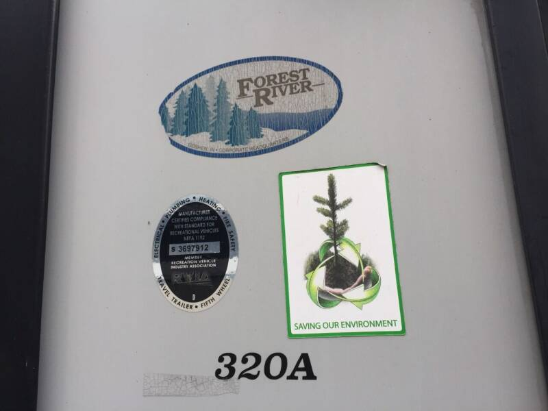 2015 Forest River Vengeance SS 320 A - Wisconsin Rapids WI