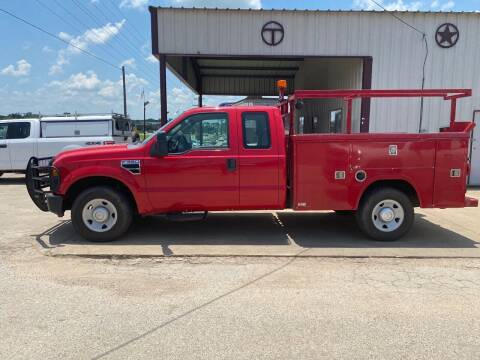2008 Ford F-350 Super Duty for sale at Circle T Motors INC in Gonzales TX