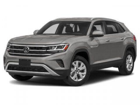 2021 Volkswagen Atlas Cross Sport for sale at DAVID McDAVID HONDA OF IRVING in Irving TX
