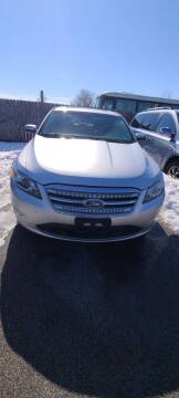 2010 Ford Taurus for sale at Chicago Auto Exchange in South Chicago Heights IL
