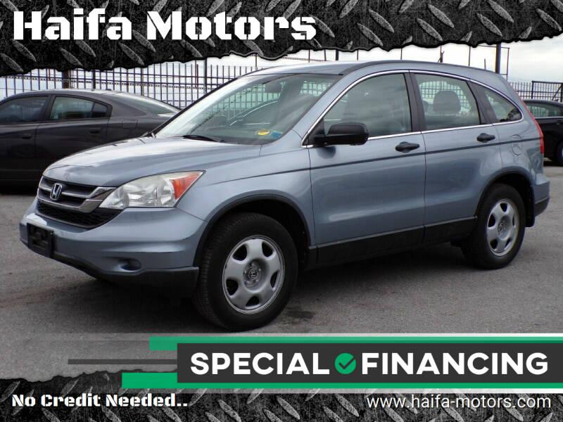 2011 Honda CR-V for sale at Haifa Motors in Philadelphia PA