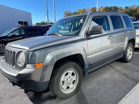 2014 Jeep Patriot for sale at Southern Auto Solutions - Georgia Car Finder - Southern Auto Solutions-Jim Ellis Volkswagen Atlan in Marietta GA