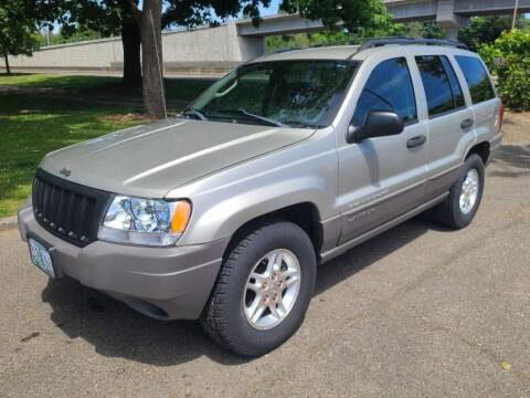 2004 Jeep Grand Cherokee for sale at EXECUTIVE AUTOSPORT in Portland OR