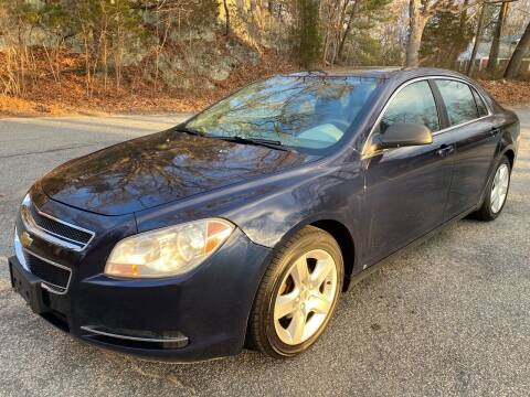 2009 Chevrolet Malibu for sale at Kostyas Auto Sales Inc in Swansea MA