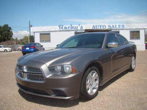 2012 Dodge Charger for sale at Rocky's Auto Sales in Corpus Christi TX