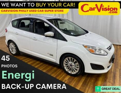 2017 Ford C-MAX Energi for sale at Car Vision Mitsubishi Norristown - Car Vision Philly Used Car SuperStore in Philadelphia PA