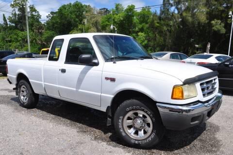 2002 Ford Ranger for sale at Elite Motorcar, LLC in Deland FL