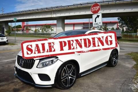 2017 Mercedes-Benz GLE for sale at STS Automotive - Miami, FL in Miami FL