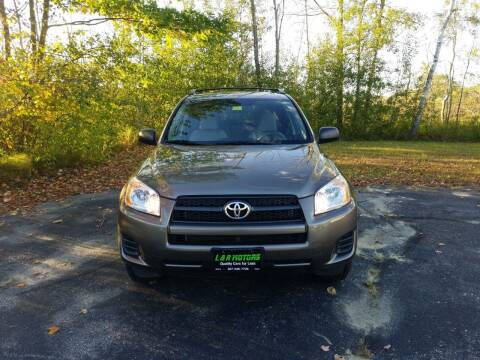 2012 Toyota RAV4 for sale at L & R Motors in Greene ME