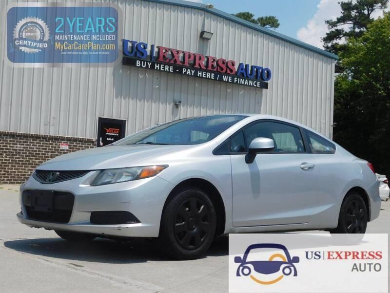 2012 Honda Civic for sale in Peachtree Corners, GA