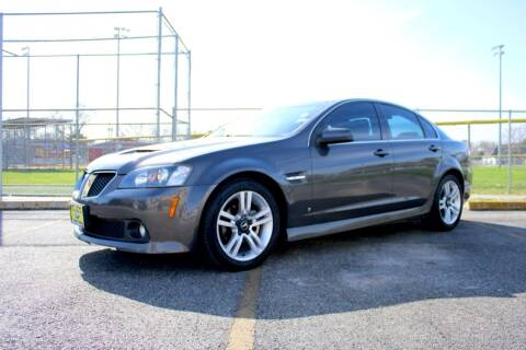 2008 Pontiac G8 for sale at MEGA MOTORS in South Houston TX