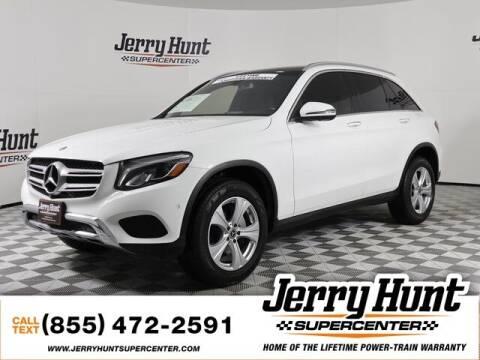 2018 Mercedes-Benz GLC for sale at Jerry Hunt Supercenter in Lexington NC