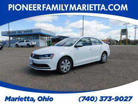 2017 Volkswagen Jetta for sale at Pioneer Family preowned autos in Williamstown WV