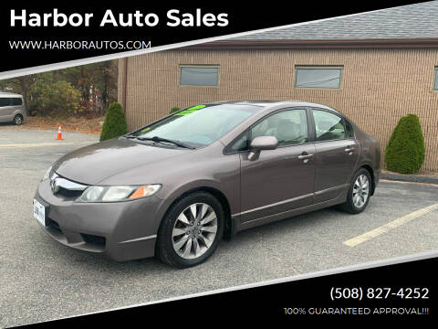 2010 Honda Civic for sale at Harbor Auto Sales in Hyannis MA