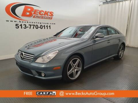2006 Mercedes-Benz CLS for sale at Becks Auto Group in Mason OH