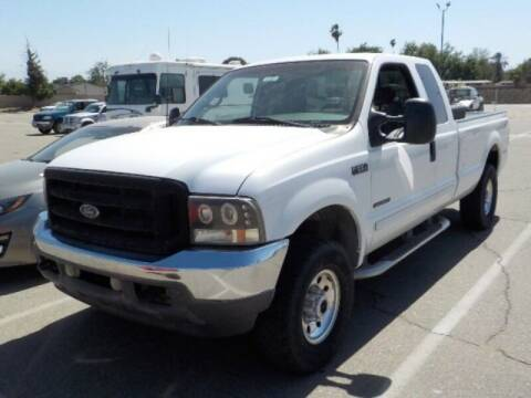 2001 Ford F-250 Super Duty for sale at REVEURO in Las Vegas NV