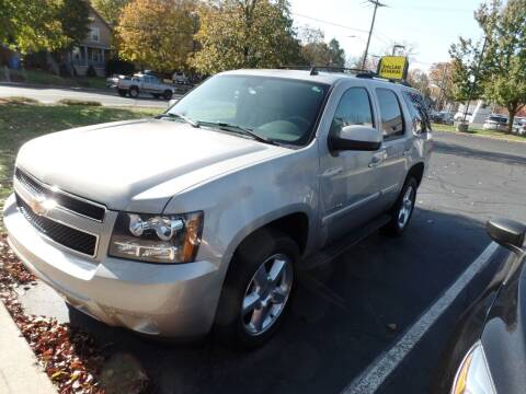 2007 Chevrolet Tahoe for sale at CAR CORNER RETAIL SALES in Manchester CT