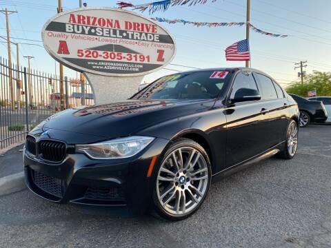 2014 BMW 3 Series for sale at Arizona Drive LLC in Tucson AZ