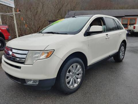 2008 Ford Edge for sale at Kerwin's Volunteer Motors in Bristol TN