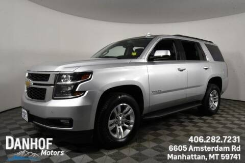 2020 Chevrolet Tahoe for sale at Danhof Motors in Manhattan MT
