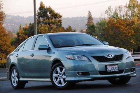 2007 Toyota Camry for sale at VSTAR in Walnut Creek CA