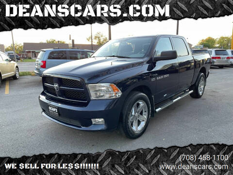 2012 RAM Ram Pickup 1500 for sale at DEANSCARS.COM in Bridgeview IL