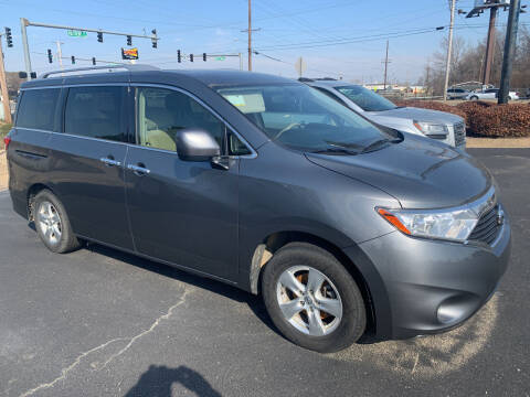 2016 Nissan Quest for sale at Auto Credit Xpress - Jonesboro in Jonesboro AR