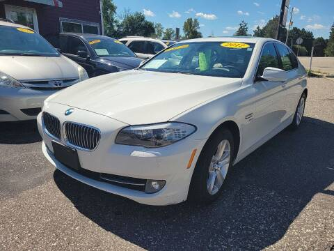 2012 BMW 5 Series for sale at Hwy 13 Motors in Wisconsin Dells WI