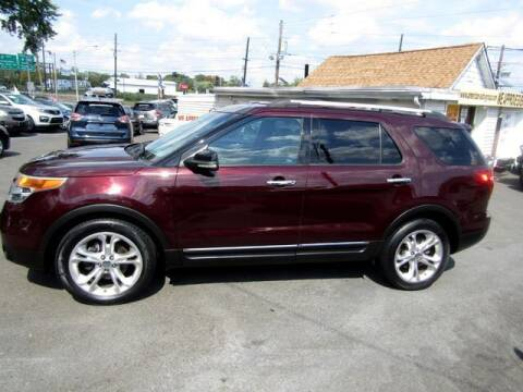 2011 Ford Explorer for sale at American Auto Group Now in Maple Shade NJ