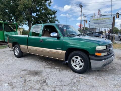 1999 Chevrolet Silverado 1500 for sale at C.J. AUTO SALES llc. in San Antonio TX