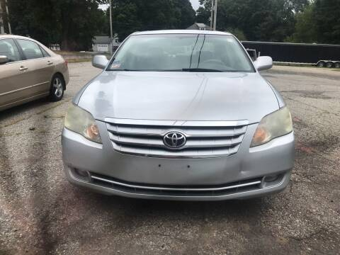 2006 Toyota Avalon for sale at Worldwide Auto Sales in Fall River MA