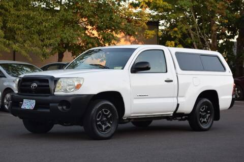 2006 Toyota Tacoma for sale at Overland Automotive in Hillsboro OR