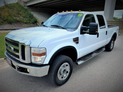 2008 Ford F-250 Super Duty for sale at Apple Auto in La Crescent MN
