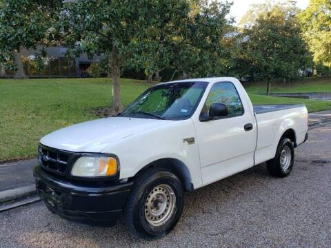 1998 Ford F-150 for sale at Houston Auto Preowned in Houston TX