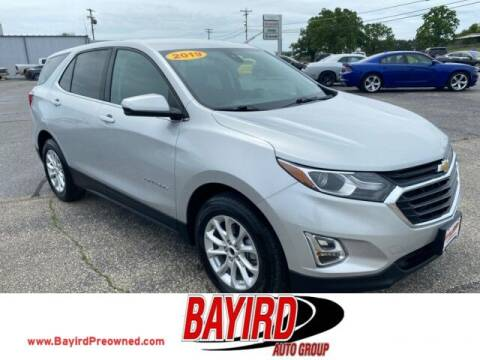 2019 Chevrolet Equinox for sale at Bayird Truck Center in Paragould AR